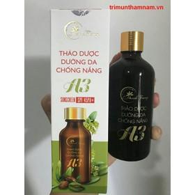 Dung dịch dưỡng da chống nắng Thanh Trang - Thanh Trang chống nắng