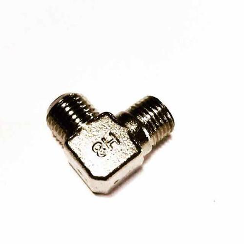 Cút góc- cút cong nối dây tio máy nén khí sạch - máy nén khí không dầu giảm âm zen 13-13