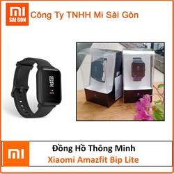 Đồng Hồ Thông Minh Xiaomi Amazfit Bip Lite - Hàng Chính Hãng - bip-lite