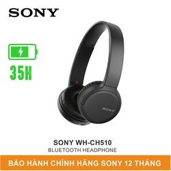 Tai nghe Bluetooth Sony WH-CH510 Màu Đen