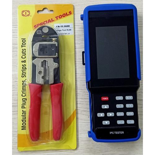 Máy test camera quan sát ip 8.0 mp - 4k, h265 - ahd -tvi-cvi 8.0mp màn hính 4.3″ cảm ứng, chất lượng cao tặng kìm bấm dây cáp. bh 12 tháng - 19607128 , 22646951 , 15_22646951 , 3999000 , May-test-camera-quan-sat-ip-8.0-mp-4k-h265-ahd-tvi-cvi-8.0mp-man-hinh-4.3-cam-ung-chat-luong-cao-tang-kim-bam-day-cap.-bh-12-thang-15_22646951 , sendo.vn , Máy test camera quan sát ip 8.0 mp - 4k, h265 -