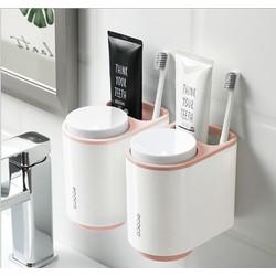 Bộ ly đựng bàn chải đánh răng - bộ ly nhà tắm