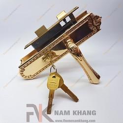 Khóa cửa thông phòng NK193M-PVD