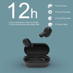 [SIÊU PHẨM 2019] Tai Nghe Bluetooth cao cấp TWS M1- Chống nước chống bụi IPX6- Âm thanh stereo đỉnh cao - Bảo hành 6 tháng 1 đổi 1- Công nghệ chống ồn CVC 6.0 giúp đàm thoại cực tốt