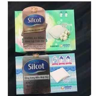 tặng quà- Bông tẩy trang Silcot 82m và 66m hàng cao cấp-Nhật bản - Bông tẩy trang Silcot thumbnail