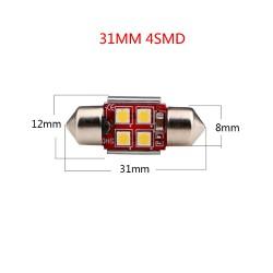 Led trần 31mm 3030 siêu sáng 12V