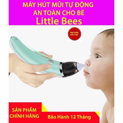 Máy hút mũi cho bé - dụng cụ hút mũi cho bé