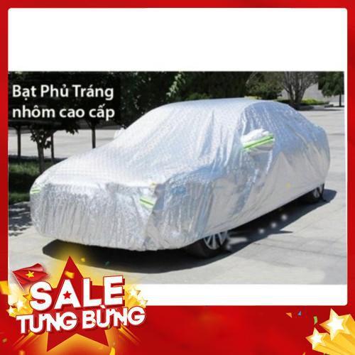 Bạt phủ toàn xe 3 lớp chỗng xước chống nắng chống cháy cho ô tô
