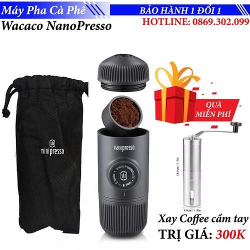 Dụng cụ pha cà phê espresso cầm tay wacaco nanopresso - máy pha cà phê + tặng máy xay cà phê cầm tay - 18070744 , 22688282 , 15_22688282 , 2500000 , Dung-cu-pha-ca-phe-espresso-cam-tay-wacaco-nanopresso-may-pha-ca-phe-tang-may-xay-ca-phe-cam-tay-15_22688282 , sendo.vn , Dụng cụ pha cà phê espresso cầm tay wacaco nanopresso - máy pha cà phê + tặng máy