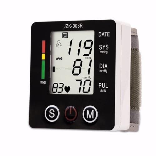 Máy đo huyết áp cổ tay tiện dụng