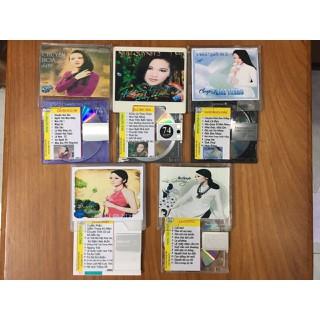 Đĩa nhạc Như Quỳnh - Bộ 5 đĩa MD chọn lọc [ĐƯỢC KIỂM HÀNG] 22672396 - 22672396 thumbnail