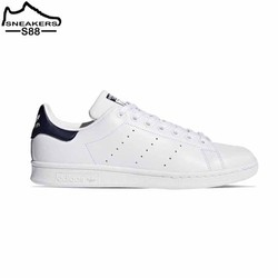 [CHÍNH HÃNG] Giày A.DIDAS - Thời Trang - Năng Động - Thoáng Khí Sneaker Unisex – Authentic Stan Smith NAVY SN0001