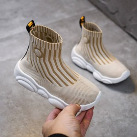 Giày Len Cao Cổ Cho Bé Yêu - B193