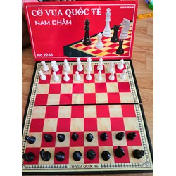 Bộ cờ vua nam châm cao cấp 35x35x4