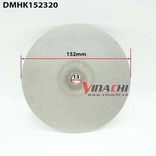 Đĩa mài hợp kim trắng - 152x13x320p