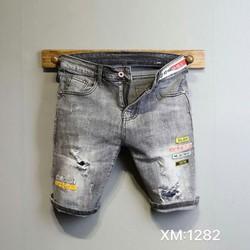 Quần shorts jeans nam XM1282