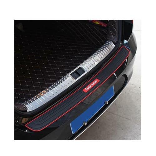 Cuộn dán cao su bảo vệ chống trầy cốp ô tô sport