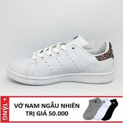 Giày Thời Trang Nam Nữ | Giày S.T.A.N Gót Kim Tuyến | BT62 | Xưởng May Trần Nam
