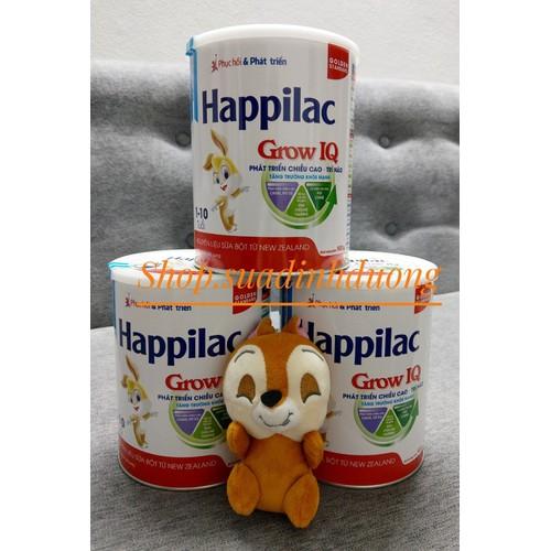 Sữa happilac grow iq