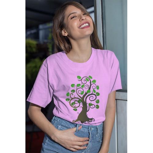 Áo thun nữ in hình cây mọc lên đầy mạnh mẽ cotton thun phong cách dễ thương cá tính - 21002501 , 24110731 , 15_24110731 , 49000 , Ao-thun-nu-in-hinh-cay-moc-len-day-manh-me-cotton-thun-phong-cach-de-thuong-ca-tinh-15_24110731 , sendo.vn , Áo thun nữ in hình cây mọc lên đầy mạnh mẽ cotton thun phong cách dễ thương cá tính