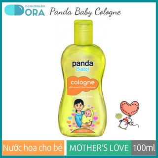 Nước hoa cho bé Panda Baby Cologne Mother s Love 100ml - PAMO01 thumbnail