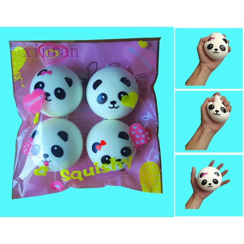 4pcs 7cm panda squishy kawaii buns bread charms key bag cell phone straps loamini565 - 17561088 , 22716222 , 15_22716222 , 60999 , 4pcs-7cm-panda-squishy-kawaii-buns-bread-charms-key-bag-cell-phone-straps-loamini565-15_22716222 , sendo.vn , 4pcs 7cm panda squishy kawaii buns bread charms key bag cell phone straps loamini565