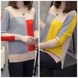 Áo len dệt kim hàng nhập cao cấp BY4424