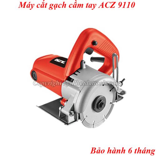 Máy cắt gạch cầm tay acz9110-hàng chính hãng-bảo hành 6 tháng