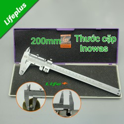 Thước cặp cơ khí 200mm INOWAS