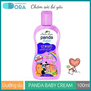 Kem dưỡng da cho bé Panda Baby Cream With Pure Olive Oil 100ml - PACR01 thumbnail