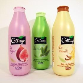 Sữa tắm Cottage 750ml hương nước hoa Pháp - 1E344