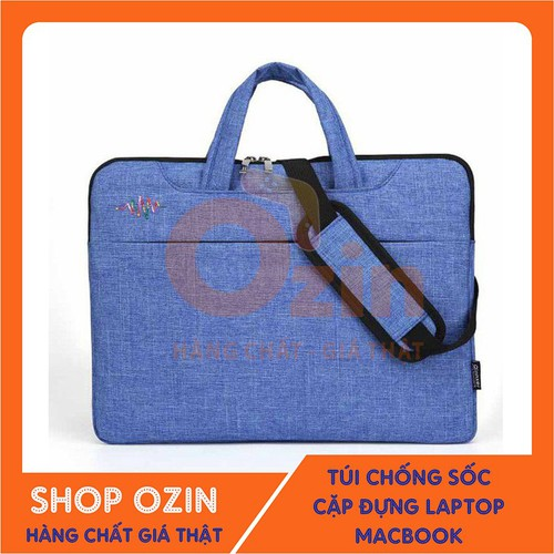 Cặp đựng laptop, mabook 1 ngăn 3 túi phụ chống sốc - oz29 - 17870014 , 22713781 , 15_22713781 , 10000 , Cap-dung-laptop-mabook-1-ngan-3-tui-phu-chong-soc-oz29-15_22713781 , sendo.vn , Cặp đựng laptop, mabook 1 ngăn 3 túi phụ chống sốc - oz29