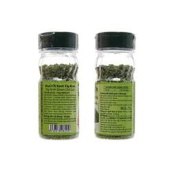 3 hủ Muối ớt xanh Tây Ninh Dh Foods hũ 60g ngon rẻ