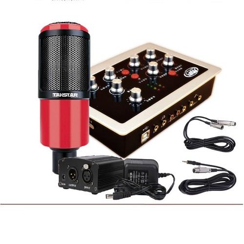 Sound card auto tune hf-5000 pro + mic k320 +nguồn 48v + 2 dây xlr - 18101954 , 22728654 , 15_22728654 , 3975000 , Sound-card-auto-tune-hf-5000-pro-mic-k320-nguon-48v-2-day-xlr-15_22728654 , sendo.vn , Sound card auto tune hf-5000 pro + mic k320 +nguồn 48v + 2 dây xlr