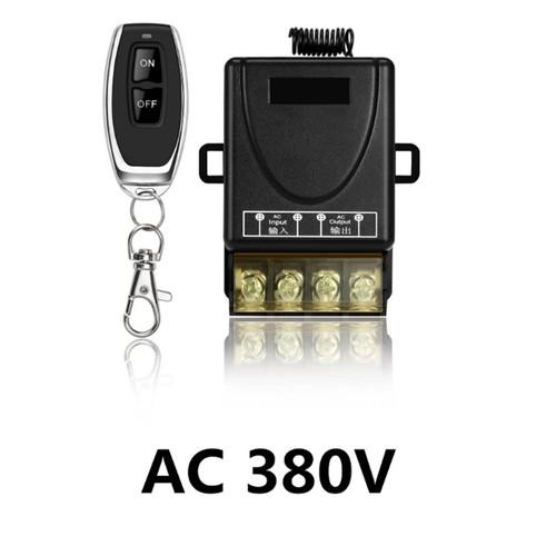 Công tắc điều khiển từ xa 3 pha 380v