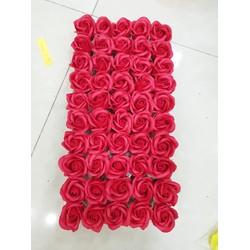Hộp hoa sáp 50 đầu bông