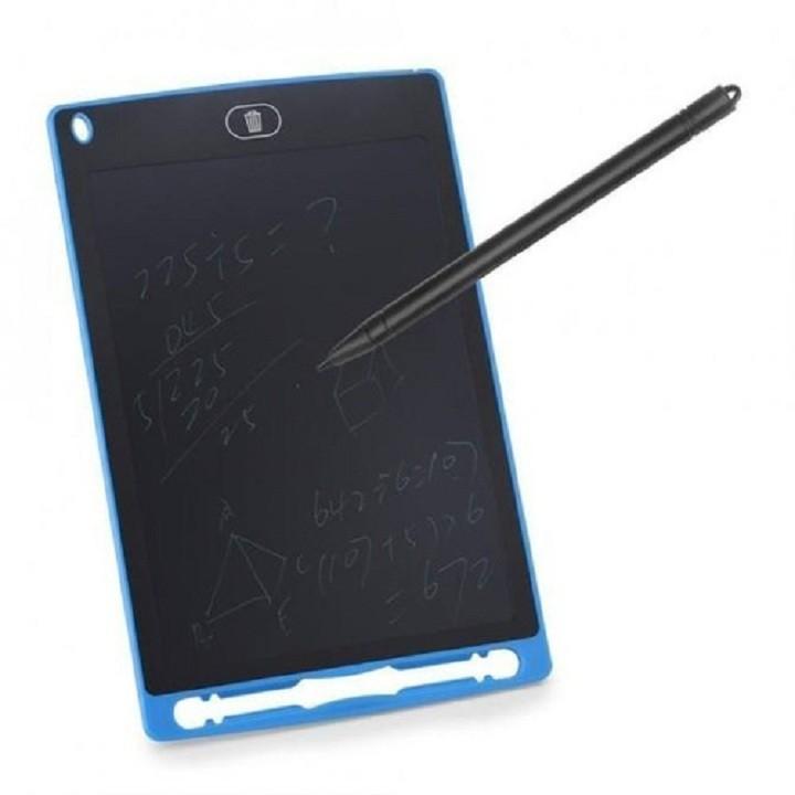 [ ƯU ĐÃI CHO BÉ ]Bảng viết Vẽ Viết Điện Tử Thông Minh LCD cao cấp xóa nhanh tích tắc 8.5 inch size lớn ahamus store [ĐƯỢC KIỂM HÀNG] - SHOPBAN3076VN 12
