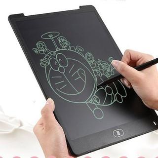 [ ƯU ĐÃI CHO BÉ ]Bảng viết Vẽ Viết Điện Tử Thông Minh LCD cao cấp xóa nhanh tích tắc 8.5 inch size lớn ahamus store [ĐƯỢC KIỂM HÀNG] - SHOPBAN3076VN 2