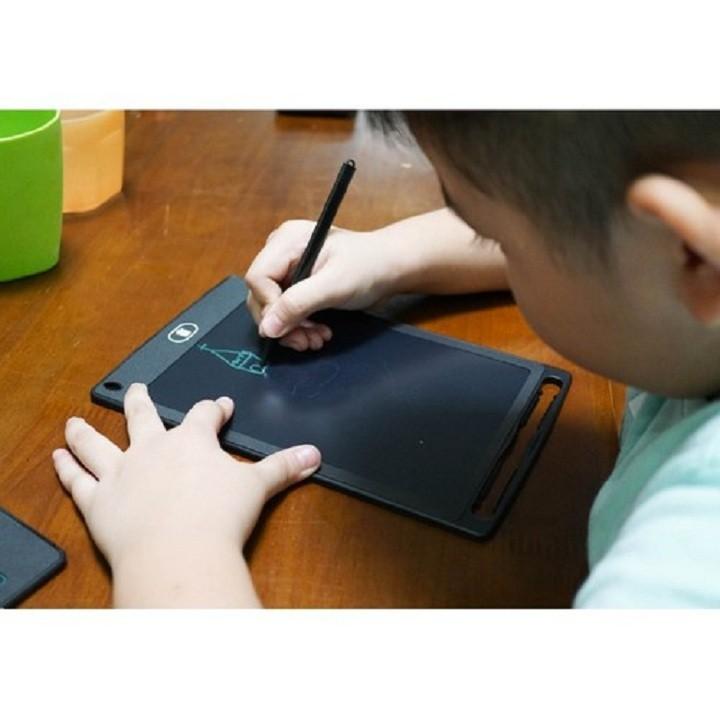 [ ƯU ĐÃI CHO BÉ ]Bảng viết Vẽ Viết Điện Tử Thông Minh LCD cao cấp xóa nhanh tích tắc 8.5 inch size lớn ahamus store [ĐƯỢC KIỂM HÀNG] - SHOPBAN3076VN 11