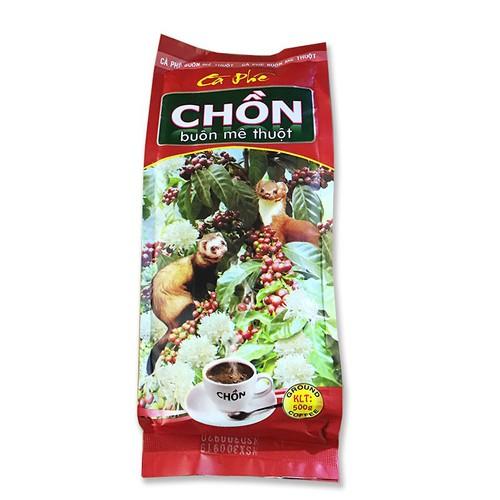 Cà phê pha phin truyền thống chồn buôn mê thuộc của công ty cao đại nguyên thượng hạng 500gr - 18120465 , 22747343 , 15_22747343 , 60000 , Ca-phe-pha-phin-truyen-thong-chon-buon-me-thuoc-cua-cong-ty-cao-dai-nguyen-thuong-hang-500gr-15_22747343 , sendo.vn , Cà phê pha phin truyền thống chồn buôn mê thuộc của công ty cao đại nguyên thượng hạng 5