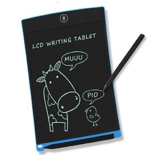 [ ƯU ĐÃI CHO BÉ ]Bảng viết Vẽ Viết Điện Tử Thông Minh LCD cao cấp xóa nhanh tích tắc 8.5 inch size lớn ahamus store [ĐƯỢC KIỂM HÀNG] - SHOPBAN3076VN 4