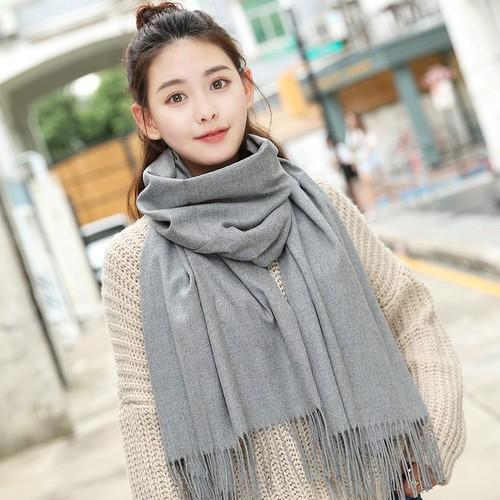 [Cho xem hàng] khăn choàng nữ cashmere cao cấp, thời trang