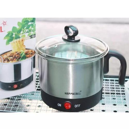 Nổi lẩu điện mini happy call-ca nấu mì tiện lợi đa năng - 18125281 , 22755044 , 15_22755044 , 199000 , Noi-lau-dien-mini-happy-call-ca-nau-mi-tien-loi-da-nang-15_22755044 , sendo.vn , Nổi lẩu điện mini happy call-ca nấu mì tiện lợi đa năng