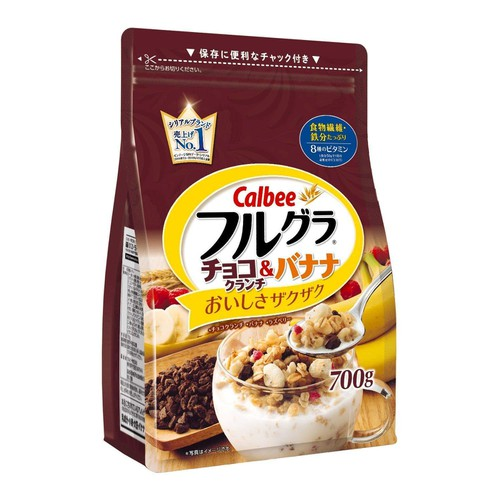 Ngũ cốc calbee furugura 5 màu 700gr - 17020679 , 22752565 , 15_22752565 , 190000 , Ngu-coc-calbee-furugura-5-mau-700gr-15_22752565 , sendo.vn , Ngũ cốc calbee furugura 5 màu 700gr