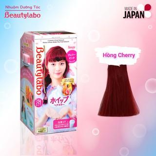 Nhuộm Dưỡng Tạo Bọt Beautylabo 125ml - Tóc Đẹp Chuẩn Nhật Bản - Beautylabo thumbnail