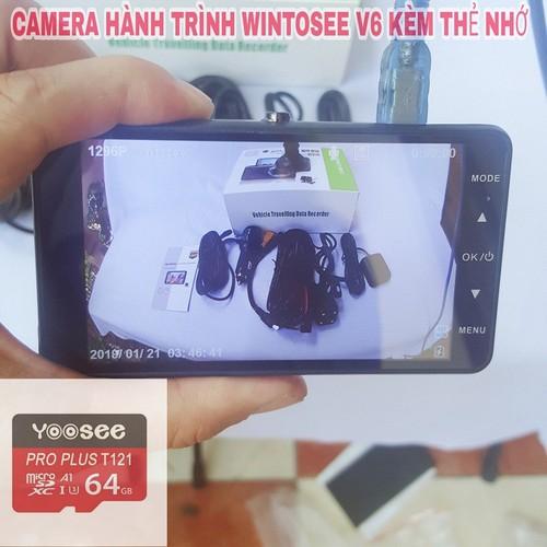 [Tặng thẻ 64gb] camera hành trình ô tô wintosee v6 1296p siêu nét + thẻ nhớ 64gb - 18119081 , 22745321 , 15_22745321 , 1449000 , Tang-the-64gb-camera-hanh-trinh-o-to-wintosee-v6-1296p-sieu-net-the-nho-64gb-15_22745321 , sendo.vn , [Tặng thẻ 64gb] camera hành trình ô tô wintosee v6 1296p siêu nét + thẻ nhớ 64gb