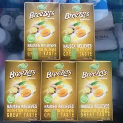 Combo 2 hộp kẹo gừng Bereezers