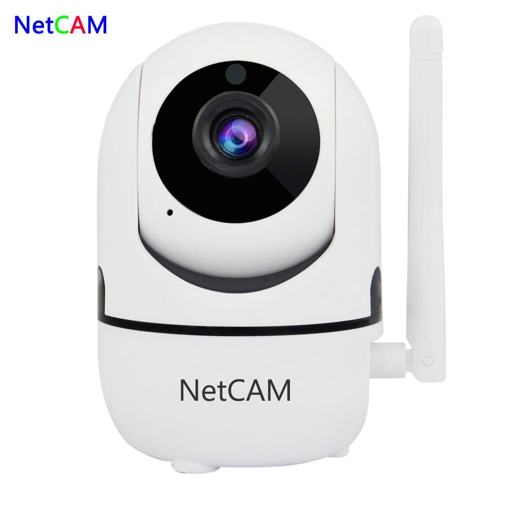 [GIAO 3H HCM - Freeship 15k] Camera IP Wifi NetCAM NR02 1080P - Hãng Phân Phối Chính Thức