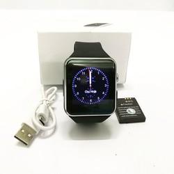 Đồng hồ thông minh X6 gắn sim nghe gọi tặng kèm giấy lau màn hình