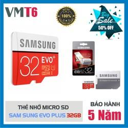 Thẻ nhớ 32GB - Thẻ nhớ sam sung
